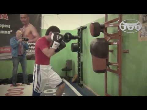 Тренажеры для бокса своими руками