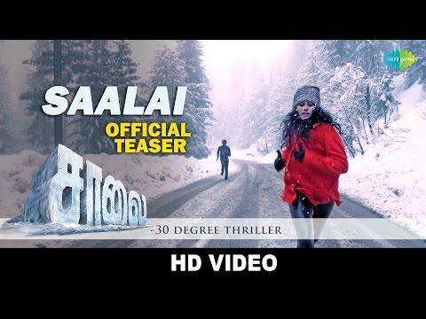Download Saalai Tamil Movie - Official Teaser | Vishwa, Krisha Kurup | Charles | HD Video with Eng Subs HD Video