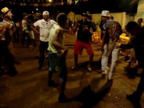 Matutos de Gurupi em Figueirópolis-TO