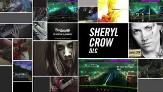"Learn to play 3 hits from singer-songwriter Sheryl Crow! ""If It Makes You Happy,"" ""My Favorite Mistake,"" and ""Soak Up The Sun"" will be available today on Xbox Live, PlayStation Network, and Steam. The songs may be posted later for players in territories served by the European PlayStation Store due to differences in publishing times. See the tunings and arrangements below. ""If It Makes You Happy"" – E Standard – Lead/Alt Lead/Rhythm/Alt Rhythm/Bass""My Favorite Mistake""  – E Standard  – Lead/Alt Lead/Rhythm/Bass""Soak Up The Sun"" – E Standard –Lead/Bass; Capo Required: RhythmFor more information, visit http://www.rocksmith.com"