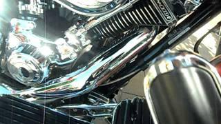 "10. 2009 Harley-Davidson FLTRSE3 CVOâ""¢ Road Glide"