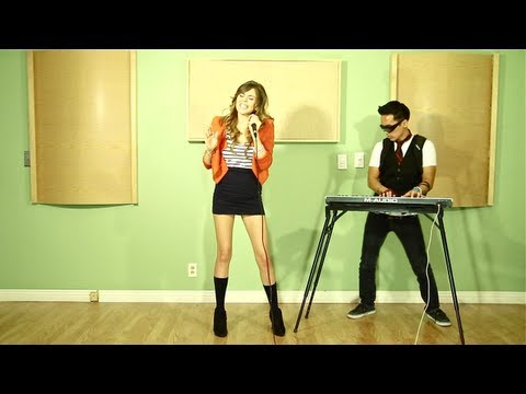 """David Guetta  """"Without You"""" feat. Usher Cover by Jervy Hou"""