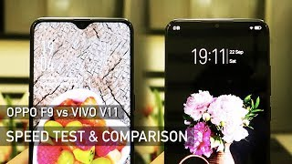 Download Video OPPO F9 vs Vivo V11 SPEED TEST | Zeibiz MP3 3GP MP4
