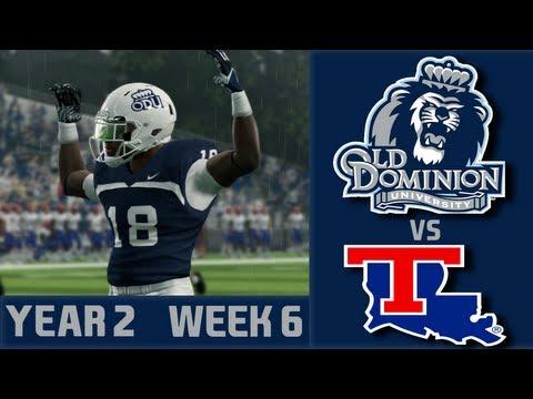 NCAA Football 14 Dynasty - Old Dominion: Episode 19