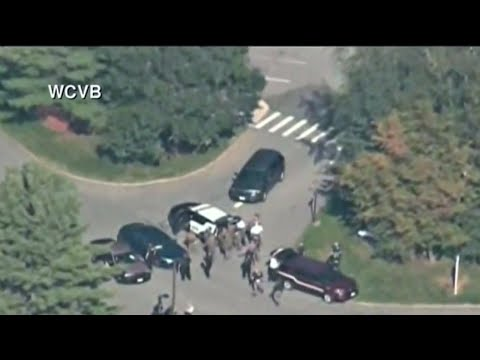 Warwick man arrested for NH hospital shooting