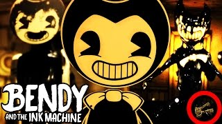 DEMONIC BENDY KILLS! | Bendy and the Ink Machine CHAPTER 2 (Bendy and the Ink Machine Ending)