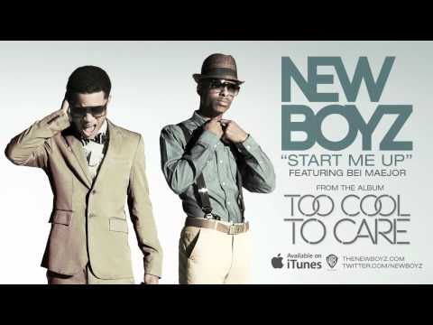 New Boyz - Start Me Up (Feat. Bei Maejor)