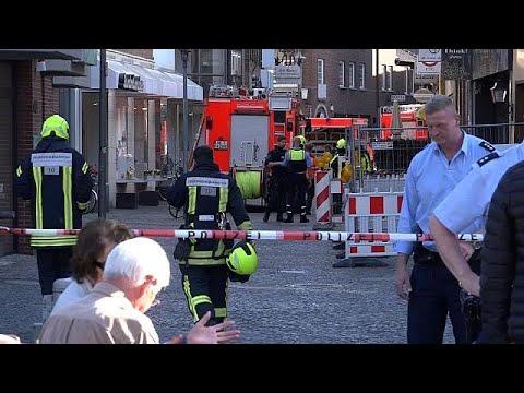 Γερμανία: Όχημα έπεσε πάνω σε πεζούς στο Μύνστερ-Νεκροί και τραυματίες…