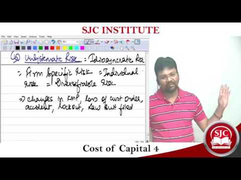 FM/SFM - Capital Asset Pricing Model and SML- Concepts By Satish Sir (видео)