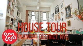 Tour pela casa: Um mini apartamento