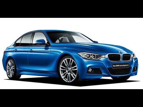 2014 BMW Active Hybrid 3 review