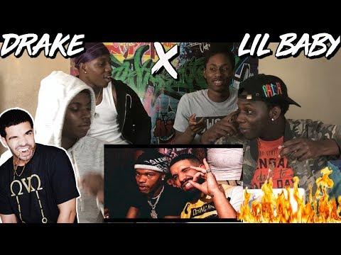 Video Drake & Lil Baby