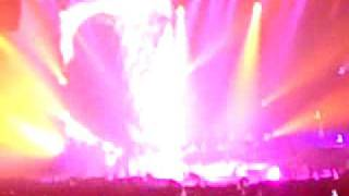 Nickelback with Gotta Be Somebody performed at MEN Arena on 22nd May 2009.