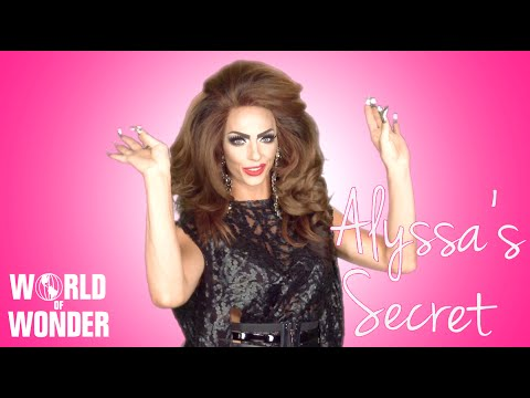 Alyssa Edwards' Secret: Back Again! World Travel, Miley Cyrus and Dance Moms
