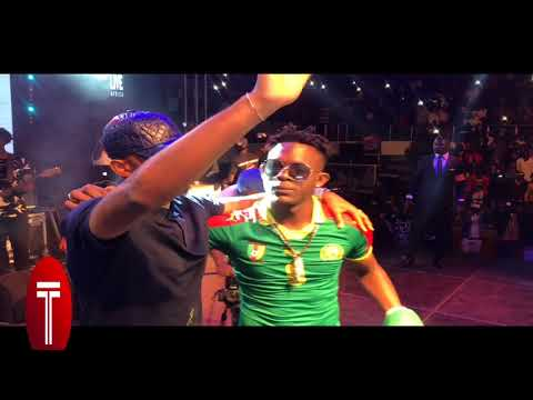 Video TENOR - CONCERT - PALAIS DES SPORTS DE YAOUNDE (EXTRAIT) download in MP3, 3GP, MP4, WEBM, AVI, FLV January 2017