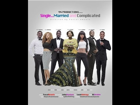 Yvonne Nelson - Single, Married & Complicated latest Nigerian  Nollywood Movie Review