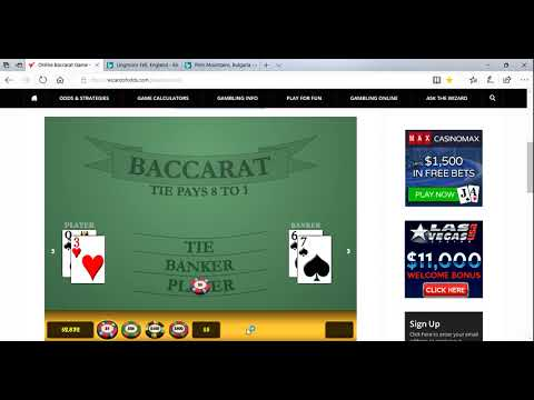 Chipart - Baccarat chi part 3 ....5/20/18