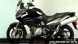 5. 2008 Suzuki V-Strom 1000 DL1000 Touring Bike Only 8705 mi...