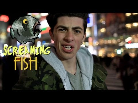 tokyo - This is Sam Pepper. He lives in LA but one morning he wakes up in Tokyo with no clothes, no place to stay, no friends. Will he survive? Subscribe to follow S...