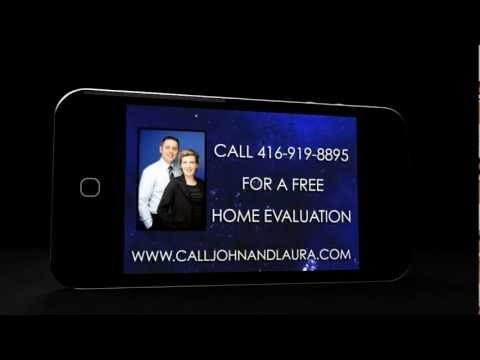 John Manneh & Laura Spracklin | Video Testimonial | Toronto Real Estate