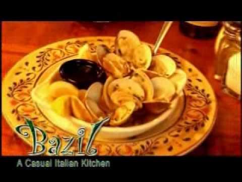 Summer Seafood Sensations - Bazil Restaurant Rochester NY.wmv