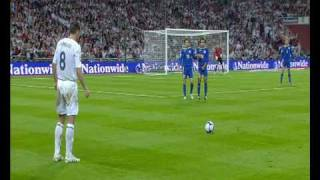 Watch all the goals from the England v Kazakhstan World Cup 2010 Qualifier from Wembley (11 October 2008). England score 5...