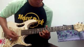 Jesnita - Exist Guitar Cover by Atok Rock