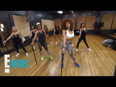 """LA Clippers Dance Squad"" Teach Their Moves 