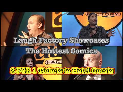 Laugh Factory Las Vegas the Week of June 11