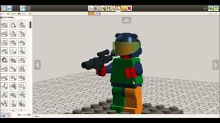 LEGO Digital Designer videosu