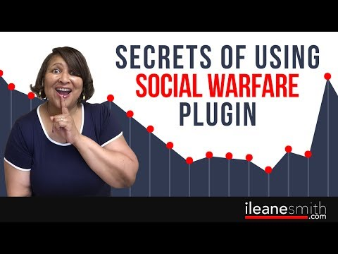 Watch 'Get More Shares with Social Warfare Plugin for WordPress'