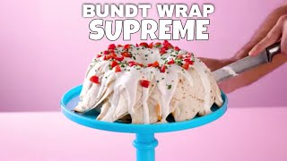 Skip the Drive-Thru & Make Yourself a Bundt Wrap Supreme by Tastemade