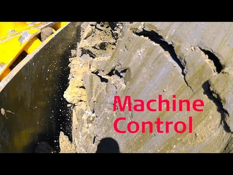 What is Machine Control?
