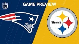 Patriots vs. Steelers (Week 7 Preview) | Dave Dameshek Football Program | NFL by NFL