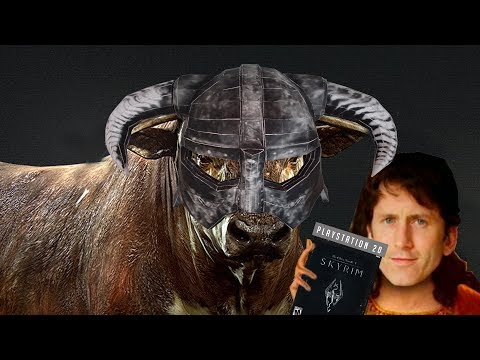 How Much More Can Bethesda Milk Skyrim? (видео)