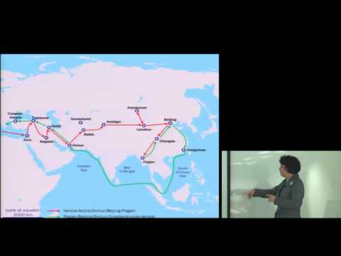 Julia Bershadsky - Leibovitz  ': Adventures of Marco Polo Osten