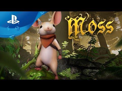 Moss - Launch Trailer [PS VR]