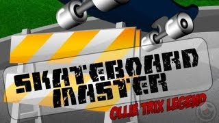 Skate Board Master Ollie Trix YouTube video