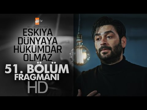 Video Eşkıya Dünyaya Hükümdar Olmaz 51. Bölüm Fragmanı - atv download in MP3, 3GP, MP4, WEBM, AVI, FLV January 2017