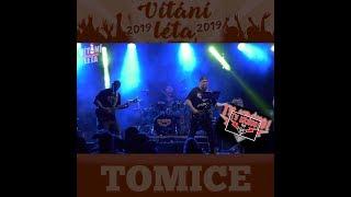 Video Kapela Ty krávo, hudební festival Vítání léta Tomice II 2019.