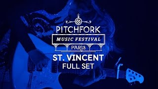 Nonton St. Vincent | Full Set | Pitchfork Music Festival Paris 2014 | PitchforkTV Film Subtitle Indonesia Streaming Movie Download