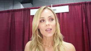 Supergirl! Smallville actress Laura Vandervoort interview