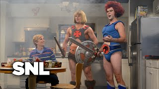 Video He-Man and Lion-O - SNL MP3, 3GP, MP4, WEBM, AVI, FLV Juli 2018
