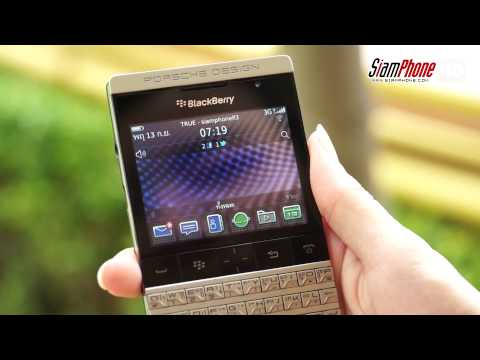[HD] BlackBerry Porsche Design P9981 Review [TH-SUB]