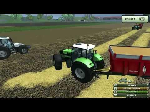 Farmng Simulator Saturday Starting a new farm at Big Tony's Hagenstedt