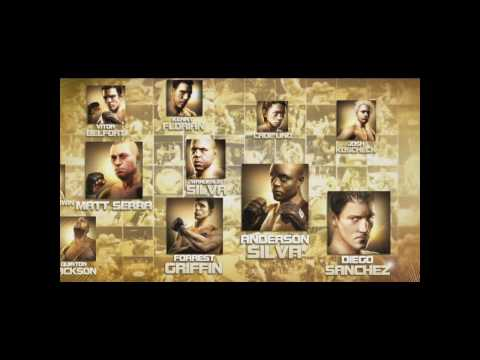 UFC Undisputed 2010 Full Roster Revealed