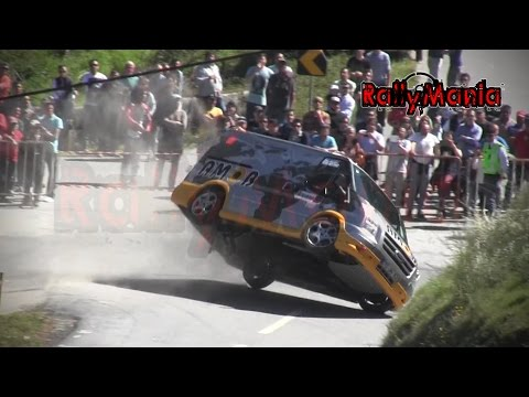 Rali Rota do Folar 2015 - CRASH & SHOW [HD]