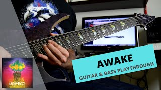 Diversity - Awake ||| Guitar & Bass Playthrough |||