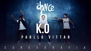 """K.O. - Pabllo Vittar (Coreografia) FitDance TV https://youtu.be/UHsF3hX_a7w Clique em """"Mostrar mais"""" e siga nossos dançarinos..."""