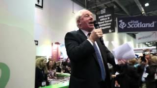 Michael Ring Speaking At World Travel Market Nov 3 2014